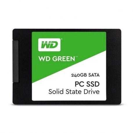 Disco Sólido WD WDS240G2G0A 240GB 2.5