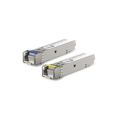 Módulo SFP Ubiquiti UF-SM-1G-S Fibra Monomodo 3km