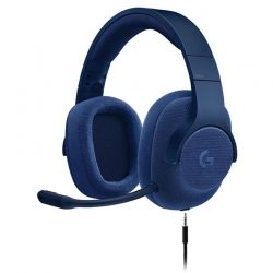 Headsets Logitech G433 Gaming 3.5 mm Azul