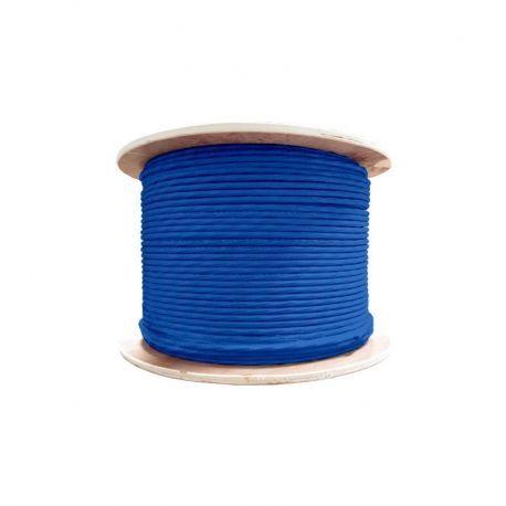 Carrucha de Cable UPT NEWLINK-9806742 Cat6A Azul