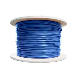 Carrucha de Cable NEWLINK 9807312 Cat6A Azul