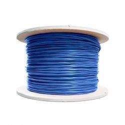 Carrucha de Cable NEWLINK 9807312 Cat6A Azul