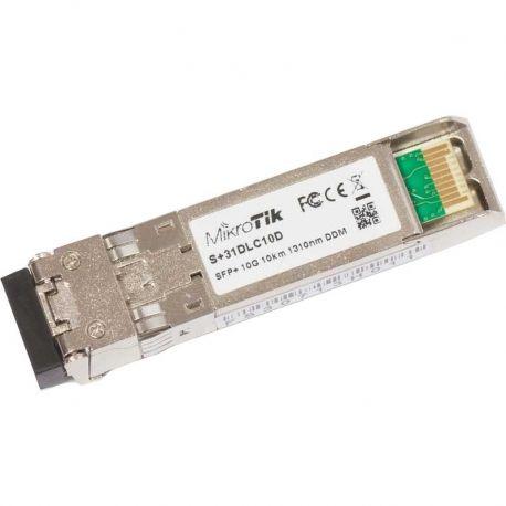 Transceptor SFP+ Mikrotik 10G LC 1310nm10 10km SM