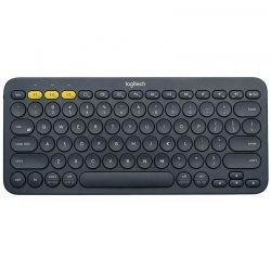 Teclado Logitech K380 Multidevice Bluetooth negro