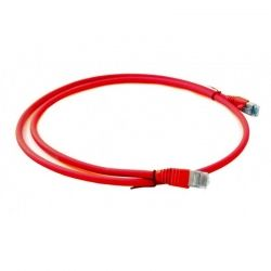 Patch Cord NEWLINK NEW-17701RD Cat6A 1 Ft Rojo