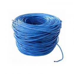 Carrucha de Cable UPT NEWLINK-9806342 Cat6 Azul