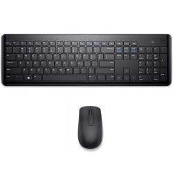 Teclado y Mouse Dell KM117 Wireless 2.4 GHz ESP