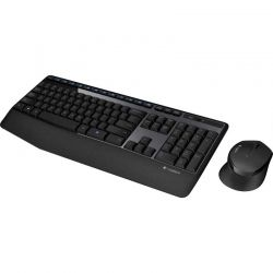 Teclado y Mouse Logitech MK345 Wireless 2.4 GHz