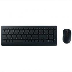 Teclado y Mouse Microsoft 900 Wireless 2.4GHz ES