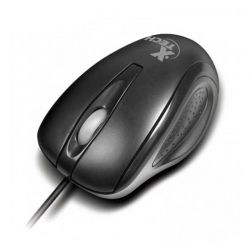 Mouse Xtech XTM-175 USB Negro Optico