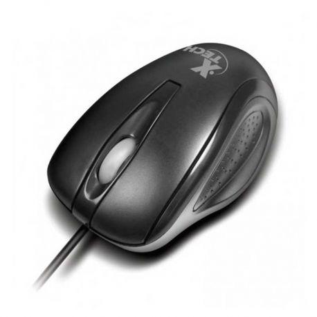 Mouse Xtech XTM-175 USB Negro Optico