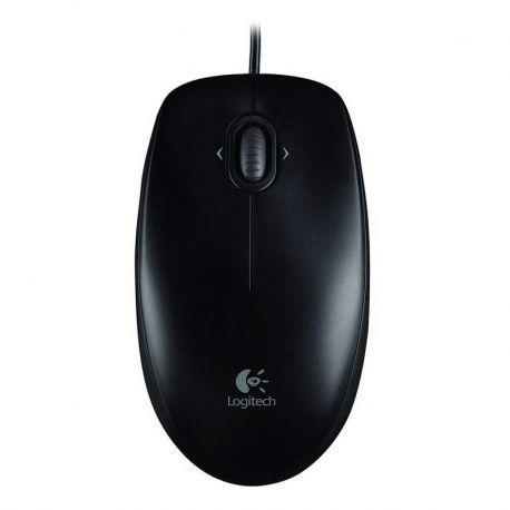 Mouse Logitech M90 Diestro Y Zurdo Óptico USB