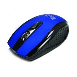 Mouse Klip Xtreme KMW-340BL Diestro 6 Botón 2.4GHz