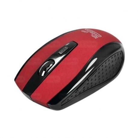 Mouse Klip Xtreme KMW-340RD Óptico 6 Botón 2.4 GHz