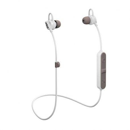 Audífonos JAM Live Loose Bluetooth Blanco y Gris