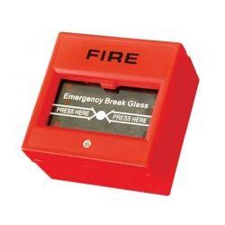 Interruptor de Emergencia Hikvision DS-K7PEB
