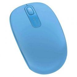 Mouse Microsoft 1850 Diestro y Zurdo Azul 2.4GHz