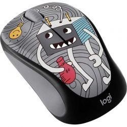 Mouse Logitech Lightbulb-Doodle 2.4 Ghz