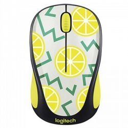 Mouse Logitech M317c Lemon 2.4 GHz