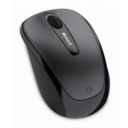 Mouse Microsoft 3500 Óptico 3 Botón 2.4 GHz Negro