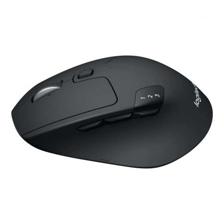 Mouse Logitech Triathlon M720 Bluetooth, 2.4 GHz
