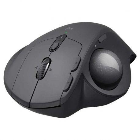 Mouse Logitech MX Ergo Óptico 8 botón 2.4 GHz