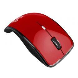 Mouse Klip Xtreme Kurve Óptico 4 Botón 2.4 GHz