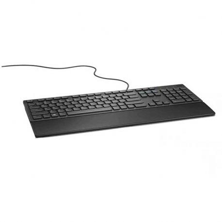 Teclado DELL KB216-BK-LTN USB Negro ESP