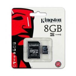 Memoria SD Kingston SDC4/8GB 8Gb Clase 4 SDHC