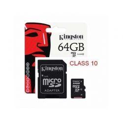 Memoria SD Kingston SDC10G2/64GB 64GB SDXC
