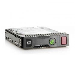 Disco Duro HPE Enterprise 600GB 2.5' 15k SAS SFF