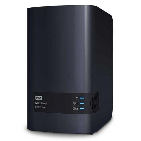 NAS WD WDBVBZ0040JCH-NESN 4 TB-HDD 2 TB x 2-RAID