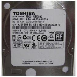 Disco Duro Toshiba HDKEB04A1A01 320GB 2.5