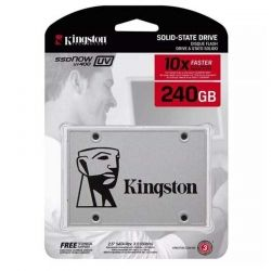 Disco Sólido Kingston SA400S37/240G 2.5' 240GB