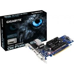 Tarjeta de Video Gigabyte GV-N 1GB DDR3 DVI HDMI