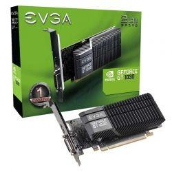 Tarjeta de Video EVGA GT 1030 2GB GDDR5 DVI HDMI