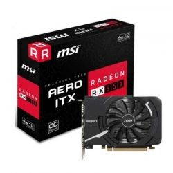 Tarjeta de Video MSI RX-550 4GB GDDR5 DVI HDMI DP
