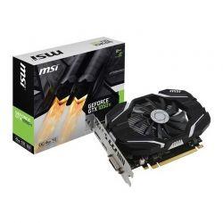Tarjeta de Video MSIGTX 1050 Ti 4GB GDDR5 DVI HDMI