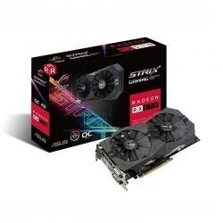 Tarjeta de Video ROG RX570 Gaming PCIe DVR HDMI