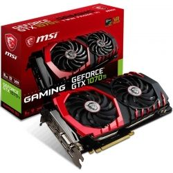 Tarjeta de Video MSI GTX1070Ti 8GB GDDR5 DVI HDMI