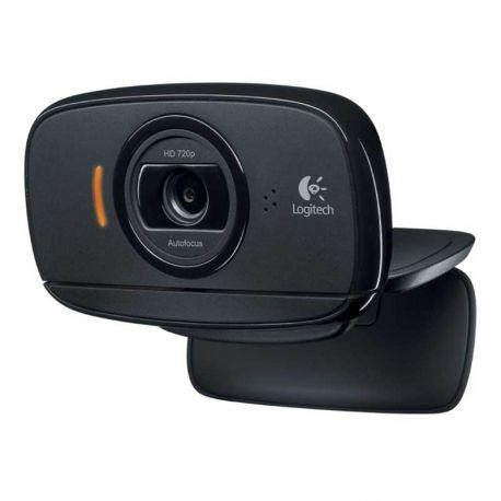 Cámara Web Logitech 960-000715 HD Audio USB 2.0