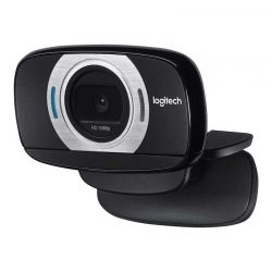 Cámaras Web Logitech 960-000733 HD720p Audio