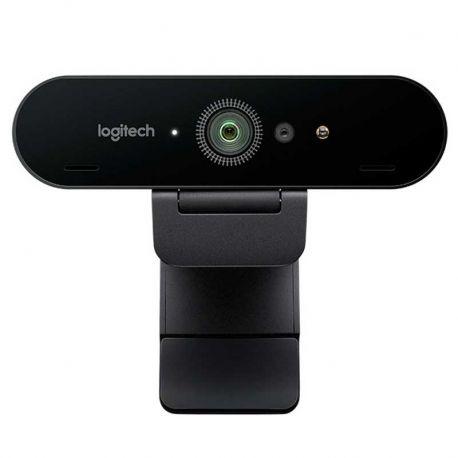 Cámaras Web Logitech 960-001105 4K Ultra HD Audio