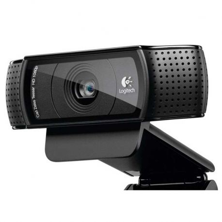 Cámara Web Logitech 960-000764 15MP HD Pro 1080P