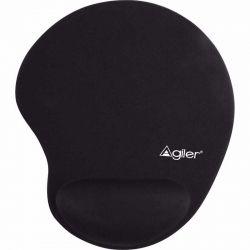 Mouse Pad Agiler AGI-4011 Con Gel Negro