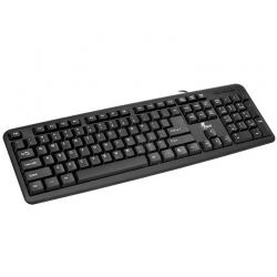 Teclado Xtech XTK-090E USB Negro