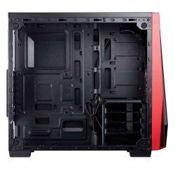 Torre Media Corsair ATX Red Carbide Series Spec04