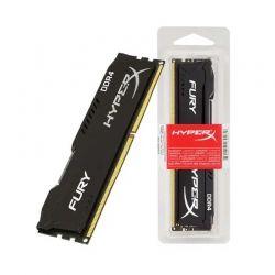 Memorias RAM 4GB DDR4 HyperX Fury DIMM 2400 MHz