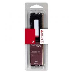 Memoria RAM DIMM HyperX Fury DDR4 8GB 2400MHz ECC