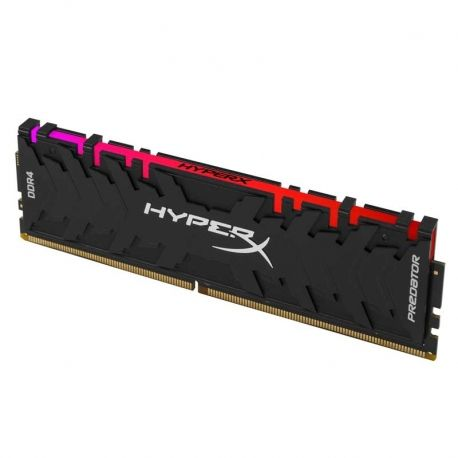 Memoria RAM DIMM HyperX Rgb DDR4 8GB 2933MHz ECC